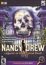 Nancy Drew: Legend of the Crystal Skull  (PC, 2007)b257