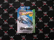2012 Hot Wheels HW Imagination Max Steel Motorcycle 59/250