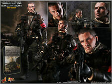 JOHN CONNOR HOT TOYS 1/6 SCALE ACTION FIGURE- TERMINATOR SALVATION-BATMAN