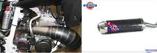 SCALVINI MARMITTA SCARICO COMPLETO ESPANSIONE HUSQVARNA CR 250 2003 ALUX/CARB