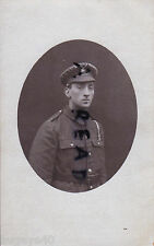 WW1 soldier Pte Claud ? Thacker ASC Army Service Corps