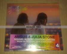 ANGUS ET JULIA STONE -- DIGIPACK 2 CDs COLLECTOR / LIMITED EDITION