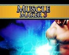 Extreme Muscle Maker Growth Builder Pills 6 Pack Abs Body Building Stack Tablets