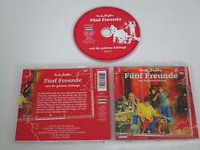 ENID BLYTON/FÜNF FREUNDE UND DIE GOLDENE SCHLANGE(EUROPA 88697 23055 2) CD ALBUM