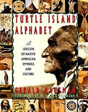 Turtle Island Alphabet: A Lexicon of Native American Symbols and Culture, Hausma