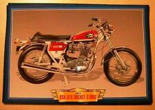 BSA A75 ROCKET 3 MKIII 750 VINTAGE CLASSIC  MOTORCYCLE BIKE 1970'S PICTURE 1971