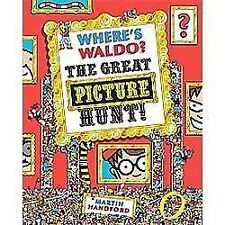 Where's Waldo?: Where's Waldo? the Great Picture Hunt by Martin Handford...
