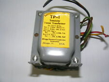 Chicago Standard TP-1 Transistor Power Transformer