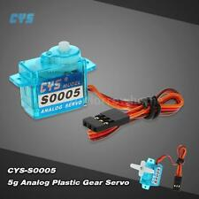 CYS-S0005 5g Gear Micro Analog Standard Servo for RC Fixed-wing Aircraft I0B3