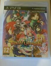 TRINITY UNIVERSE PS3 New Sealed UK PAL Version Game Sony PlayStation 3