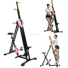 Vertical Climber Machine Total Body Workout Fitness Climber Cardio IS6H