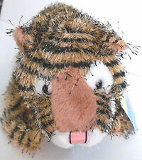 Webkinz by Ganz Fringed Tiger  with Sealed Unused Code