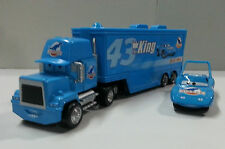 Disney Pixar Car No.43 King Car & Mack Racer's Hauler Truck Spielzeug Auto 1:55