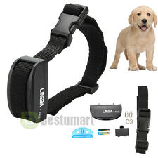 Electronic Shock Anti Bark Control Collar Automatic Training Pet Dog No Barking