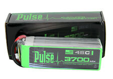 PULSE 22.2V 3700mAh 45C 6S Lipo Battery ULTRA POWER SERIES T-REX 550 600 700 800