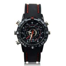 Mini 8GB DVR Waterproof HD Spy Hidden Watch Camera Night Vision Camcorder  T