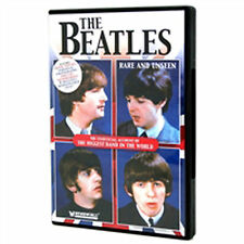 The Beatles: Rare and Unseen DVD - new and sealed