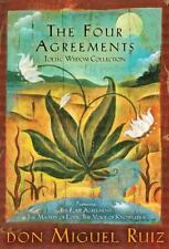 The Four Agreements Toltec Wisdom Collection: 3-Book Boxed Set by Ruiz, don Migu