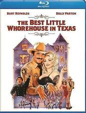 The Best Little Whorehouse in Texas Blu-ray Burt Reynolds Dolly Parton Gift New