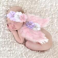 Toddlers Feather Angel Wings Photo Props For baby 6-18 months Dress Up Costume