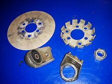 evinrude fastwin pulley 15012            starter pulley  mount bracket 15hp =