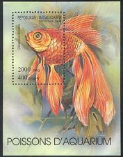 Madagascar 1994 Fish/Goldfish/Aquarium/Pets m/s (b6439)