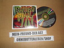 CD VA Samba Soul 70! (16 Song) Promo CRAMMED DISC