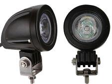CREE LED Light Bar Round Spot Lamp Fog Head Off-Road MX ATV UTV Truck Motorcycle