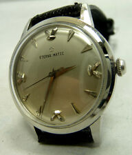 NICE USED ETERNA MATIC MEN'S WATCH ETERNA WATCH