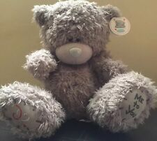 Large Me To You Teddy Birthday Valentines Anniversary Present Gift 10 Inch