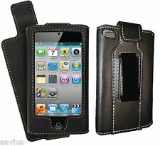 Griffin Faux Leather Protective Case for iPod Touch 4G 4th Gen 64GB 32GB 16GB