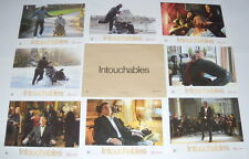iNTOUCHABLES François Cluzet Omar Sy SET DE 8 PHOTOS d'exploitation