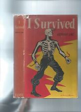 I SURVIVED - GODFREY LIAS - H HARRY SHELDON BERKHAMSTED - WAR ARTIST