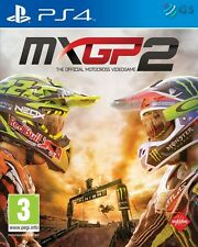MXGP2 The Official Motocross Videogame PS4 * NEW SEALED PAL *
