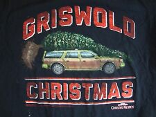 National Lampoon's Christmas Vacation Griswold Chevy Chase T Shirt Men's Size M