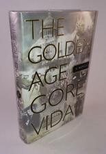 2000 THE GOLDEN AGE GORE VIDAL **SIGNED FIRST EDITION**