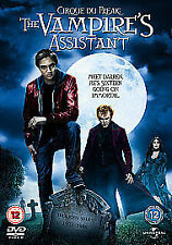 Cirque Du Freak: The Vampires Assistant  DVD Chris Massoglia, John C. Reilly, Sa