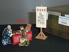 KING AND COUNTRY HK126M STREETS OF OLD HONG KONG CHINESE DOCTOR FIGURE SET