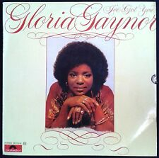 GLORIA GAYNOR - I've Got You - Spain LP Polydor 1976 - Do It Right, Be Mine