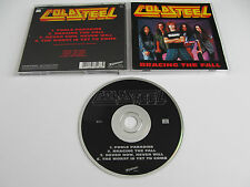 COLDSTEEL Bracing the Fall CD 1992 VERY RARE OOP THRASH ORIGINAL 1st PRESSING!!!