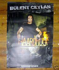 Bülent Ceylan Original Poster Plakat HAARDROCK / A1 / 60 x 84 cm