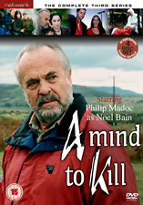 A MIND TO KILL - SERIES 3 - DVD - REGION 2 UK