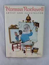Buechner NORMAN ROCKWELL ARTIST AND ILLUSTRATOR Abrams 1970