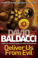 Deliver Us from Evil by David Baldacci (Paperback, 2010) New Book