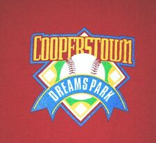 Summer 2007 Cooperstown Hall of Fame Baseball XL Ultimate Destination T-Shirt