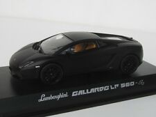 LAMBORGHINI Gallardo lp560-4 Matt Black 1/43 NOREV 760023 2009 LP 560 lp560