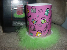 LOLITA WHAT IS YOUR MOMENT? SHOPHOLIC WINE CADDY AND COASTER NIB NEW