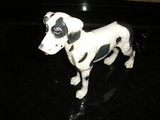 Großer Original Goebel Porzellan Hund Dogge, 1970, sehr guter Zustand