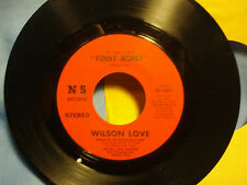 Wilson Love: Funny Money  [Original & Unplayed Copy]