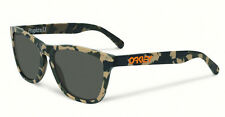 Oakley Sunglasses - Frogskins LX - Koston Matte Camo, Dark Grey OO2043-12